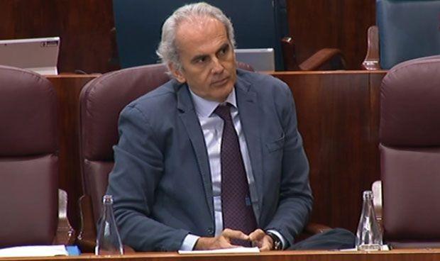 """Ruiz Escudero: """"Los madrileños valoran su sanidad por encima de la media"""""""