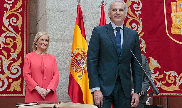 Ruiz Escudero marca sus tres prioridades al frente de la sanidad madrileña