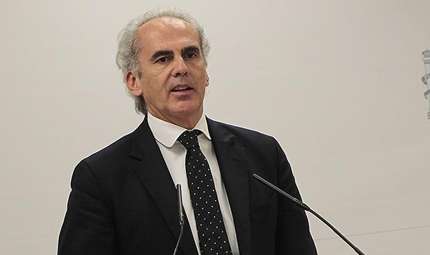 Ruiz Escudero no ve posible realizar test masivos de Covid antes de Navidad