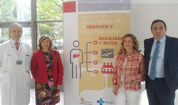 Sacyl cura en el 95 por ciento de los casos a los pacientes con Hepatitis C