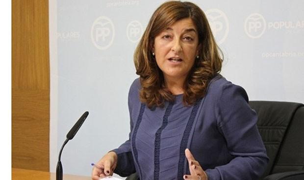 Sáenz de Buruaga, exconsejera de Sanidad, nueva presidenta del PP cántabro