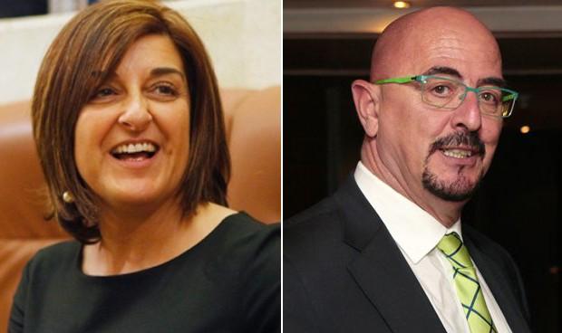 Sáenz de Buruaga y César Pascual, los diputados sanitarios en Cantabria