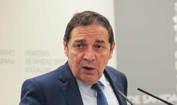 Sáez Aguado le pide a Carcedo más financiación y médicos de Familia