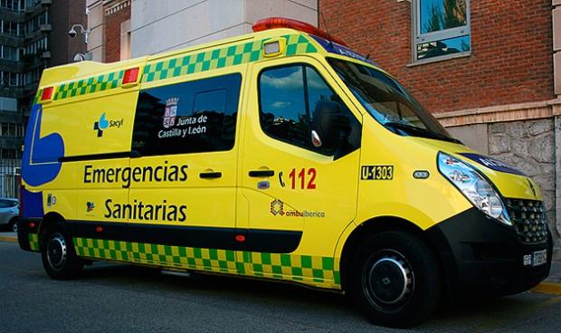 """Sáez Aguado: """"No tengo control sobre los trabajadores de ambulancias"""""""