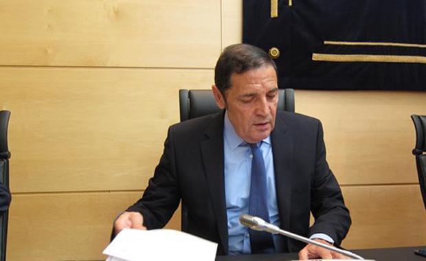 Sáez Aguado quiere que el nuevo pabellón de oncología este listo en verano