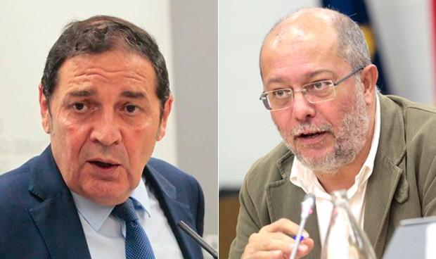 """Sáez Aguado señala que Francisco Igea sería """"un buen sucesor"""" en Sanidad"""