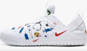 Salen a venta las zapatillas Nike para médicos y enfermeros