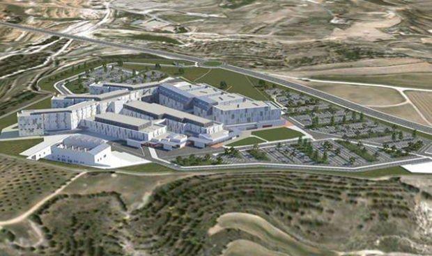 Salud anuncia la nueva licitación del hospital de Alcañiz para este verano
