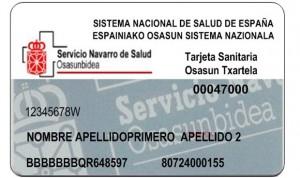 Salud ha emitido 282.000 tarjetas sanitarias de última generación