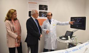 Salud implanta una nueva Unidad cardiaca en el Hospital San Pedro