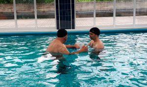 Salud incorpora terapias acuáticas para tratar enfermedades neurológicas