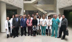 Salud invierte 25 millones en el nuevo hospital materno infantil de Huelva