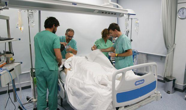 Salud oferta este año 355 acciones formativas a 8.000 sanitarios navarros