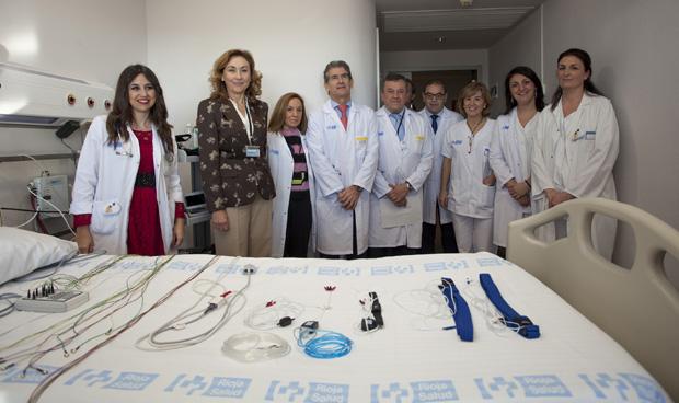 Salud pone en marcha la Unidad del Sueño en el Hospital San Pedro