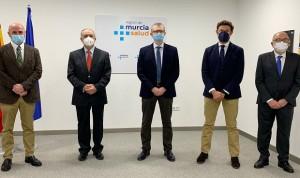 """Murcia renueva su equipo directivo para """"dar un nuevo impulso"""" a la sanidad"""