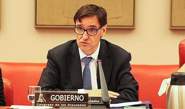 Informa en la Comisión de Sanidad sobre las medidas para combatir el coronavirus
