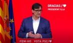 "Salvador Illa: ""Me presentaré a la investidura a presidente de Cataluña"""