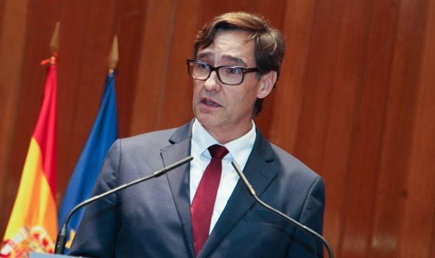 Salvador Illa valora mantener al equipo de Carcedo al frente de Sanidad
