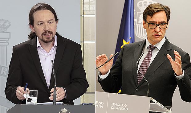 España refuerza su plantilla sanitaria con 50.000 voluntarios