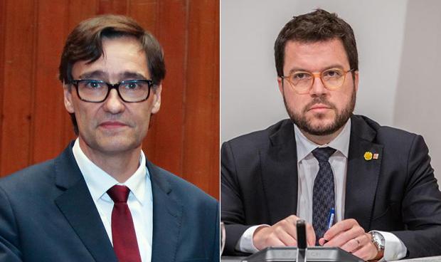 La sanidad del PSC gana en votos pero ERC empata en escaños