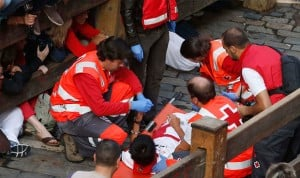 San Fermín se cura en salud y sobredimensiona la asistencia sanitaria