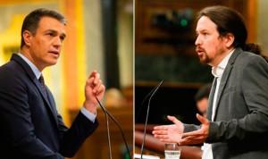 "Sánchez, a Podemos: ""Llamasteis 'caseta de perro' al Ministerio de Sanidad"""