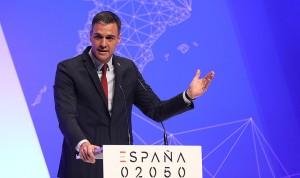 """Sánchez anuncia un """"gran diálogo nacional"""" para transformar el SNS"""