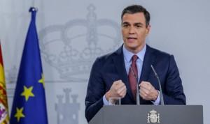 """Sánchez anuncia una subida de impuestos para """"sostener la sanidad pública"""""""