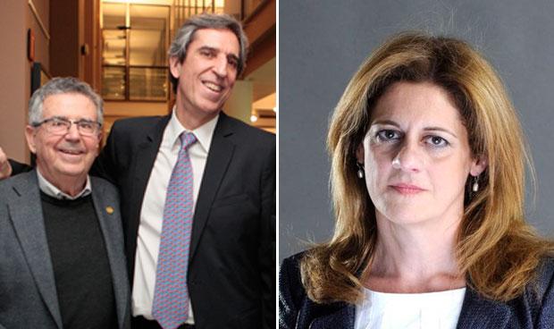 Sánchez Atrio y Ángel Oso firman la paz
