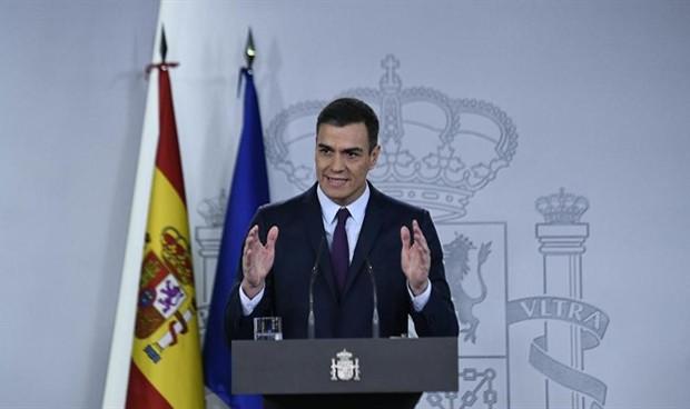 """Sánchez convoca elecciones: """"Hay sanidad universal gracias a este Gobierno"""""""