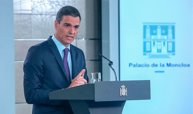 """Sánchez destaca la sanidad universal como factor de """"cohesión"""" en España"""