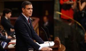 """Sánchez: """"España es un gran país, multiplicamos por 13 el gasto en sanidad"""""""