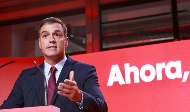 """Sánchez inicia la campaña hacia el 10N: """"La sanidad es lo mejor de España"""""""