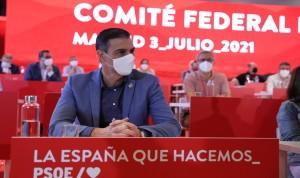 """Sánchez: la vacunación va """"como un tiro"""", pero pide """"no bajar la guardia"""""""