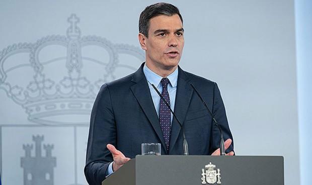"""Sánchez anuncia un """"SNS modélico"""" como """"principal reforma"""" de España"""