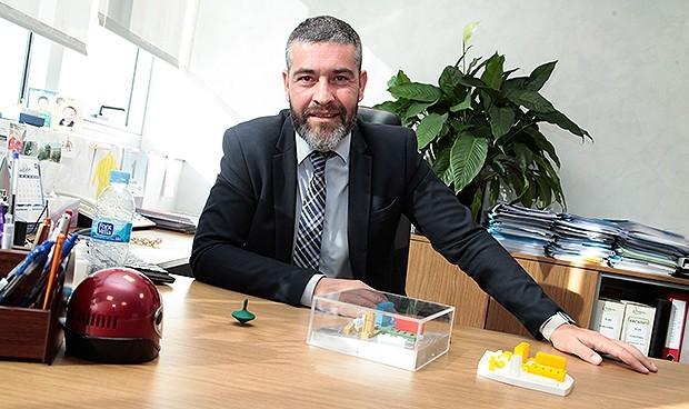 Sandoz ficha a Pérez Blanco, el 'ingeniero alma' del Hospital de Ifema