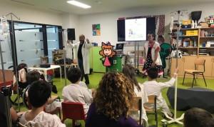 Sandoz lanza un cuento infantil sobre la hormona del crecimiento