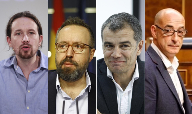Sanidad 'a lo Le Pen' y una tilde enfrentan a Iglesias y C's