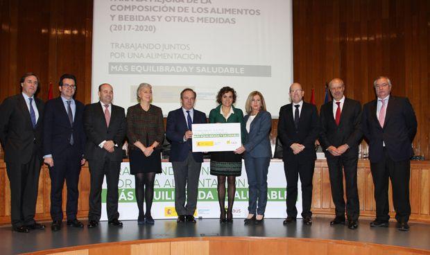 Sanidad activa 180 medidas para mejorar la calidad de los alimentos
