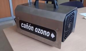 Sanidad alerta del peligro para la salud del ozono para desinfectar