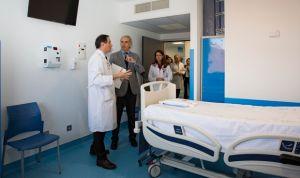 Sanidad anuncia 1,3 millones para la quinta planta del Hospital de Móstoles