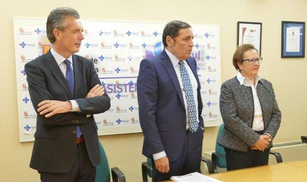 Sanidad anuncia la recuperación de las inversiones con 10 millones en Ávila