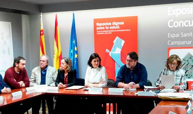 Sanidad anuncia los seis proyectos finalistas del concurso Espai Campanar