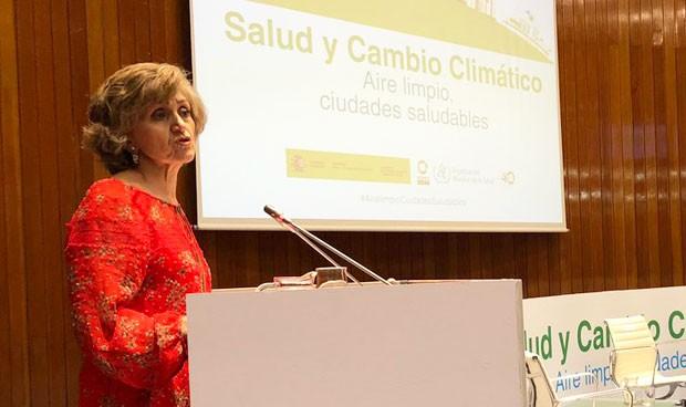 """Sanidad anuncia un gran plan de """"salud y medio ambiente"""" en septiembre"""