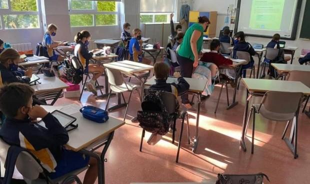 Sanidad apuesta por equipos de Primaria para el control Covid en colegios