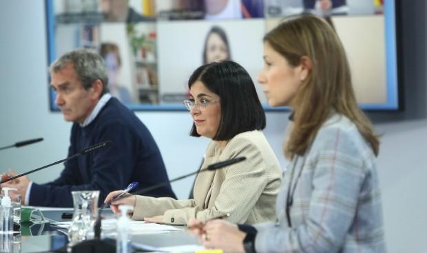Sanidad y CCAA acuerdan reanudar la vacunación con AZ el 24 de marzo