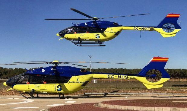 Sanidad descubre qué patología genera más rescates por helicóptero