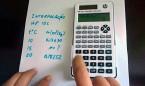 Sanidad destina 3.000 euros a comprar las calculadoras del RFIR