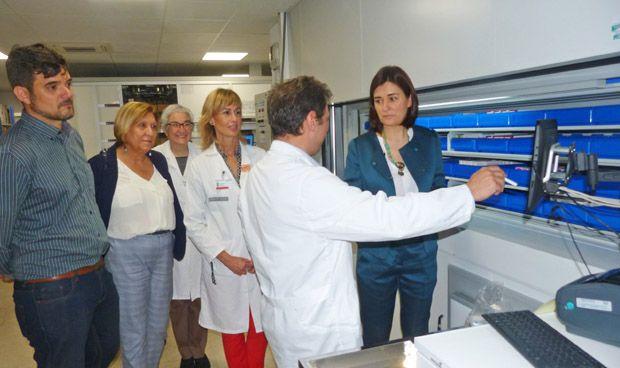 Sanidad destina un millón de euros al Servicio de Farmacia del Sant Joan