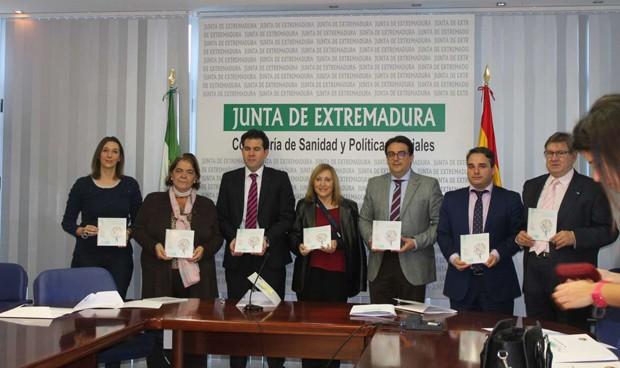 Sanidad distribuirá mil guías para los pacientes de cáncer en Extremadura